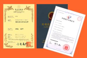 球体投影機Glomalの中国特許1
